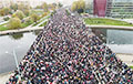 «Польскае радыё»: У Менску прайшла магутная акцыя пратэсту