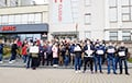 MTS Employees In Minsk Called To Strike