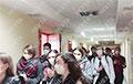 Витебский медуниверситет поддержал национальную забастовку
