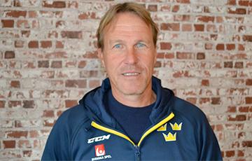 Главный тренер сборной Швеции по хоккею: Не думаю, что нам следует играть в Беларуси