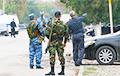 В Чечне ОМОН и СОБР устроили между собой перестрелку