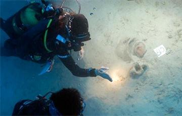 Ученые обнаружили подводные сокровища возрастом около четырех тысяч лет