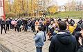 Parents Arrange 'Cold Shower' For Gymnasium Headmaster Who Set Riot Policemen On Children