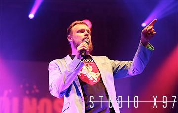 Musician Piotr Kliuyeu: Dear Belarusians, Victory Is Close!