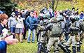 Каратели стреляли на улице Мирошниченко