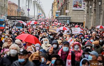 Приказ для внуков: Отстоять демократию!