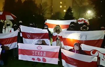 Минский «Восток» вышел на марш