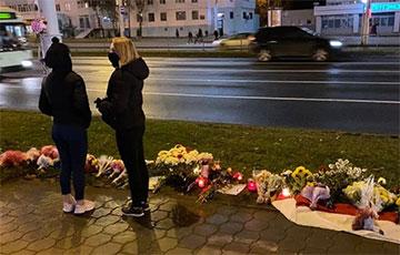 Белорусы почтили память Героя Беларуси Александра Тарайковского
