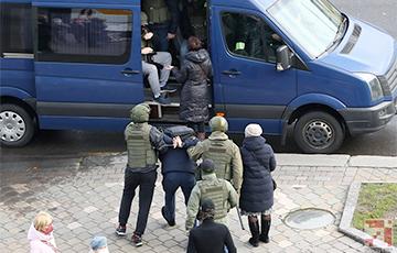 В Беларуси задержали более 1000 человек