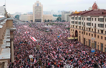Zmitser Bandarenka: New Man To Become President Of Belarus Soon