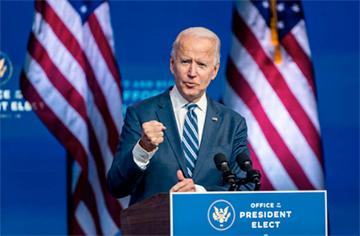 Джо Байден: США поддерживают народ Беларуси