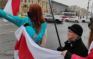 В Минске начался женский демарш