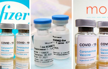 Специалисты сравнили три вакцины от коронавируса