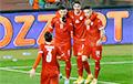 Сербия разгромила Россию в футбольной Лиге наций