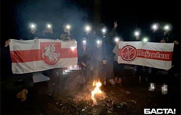Гродненские «партизаны» вышли на акцию протеста