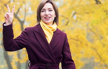 В Молдове в случае досрочных выборов победу может одержать партия Майи Санду