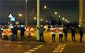 Квартал «Виктория» вышел на вечернюю акцию протеста