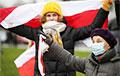 Нядзельны Марш у Менску: яркі фотарэпартаж