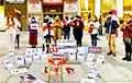 В мире проходят акции «Белорусская стена»