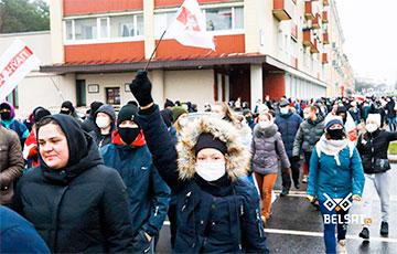 Вынікі Марша 22 лістапада