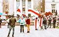 Белорусские диаспоры по всему миру провели акции солидарности