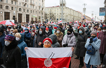 В Минске прошел Марш Мудрости