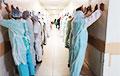 Врачи Больницы скорой помощи в Минске вышли на акцию солидарности