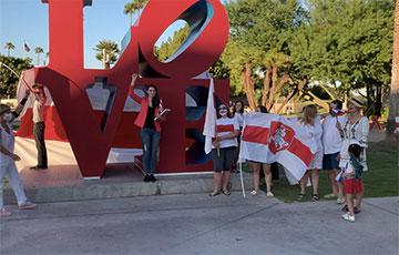 Vivid Performance In Support Of New Belarus Held in Arizona