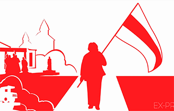Revolutionary Flags of Zhodzina