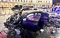 «Думал, в салоне есть еще люди»: рассказ героя, который тушил машину на площади Победы в Минске