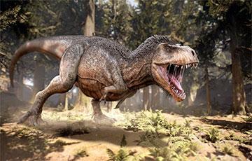 Ученые нашли необычную особенность у подростков тираннозавров