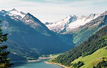 Ученые: Горы в Центральных Альпах растут ускоренными темпами