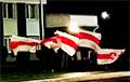 Жители Речицы вышли на вечернюю акцию протеста
