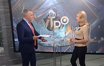 На белорусском госТВ показывают одних и тех же людей, но в разных сюжетах и в разных ролях
