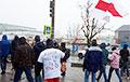Якія лозунгі скандавалі ўдзельнікі Марша суседзяў?