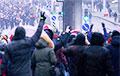 На акцыях пратэсту па ўсёй Беларусі затрымалі больш за 300 чалавек