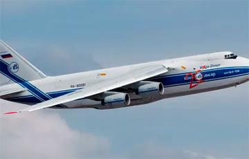 Штопор контрафактной авиации России