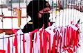 Жыхары Новай Баравой пакпілі са злоўленых за ганебнай справай карнікаў
