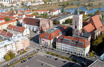 Франкфурт-на-Одере — Витебску: Мы восторгаемся вашим мужеством