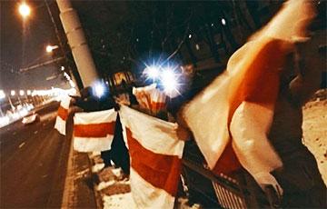 Минская Чижовка с самого утра вышла на акцию протеста
