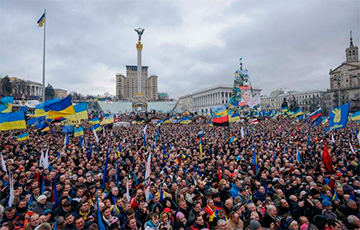 Слава Украіне! Жыве Беларусь!