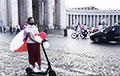 Как белорусы Италии поддерживают протесты на родине
