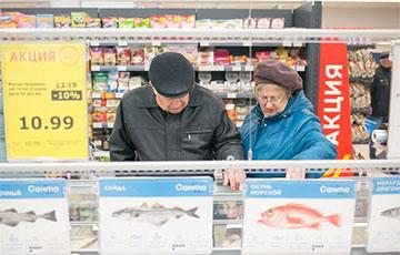 Цены на продукты ползут вверх