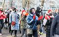 В Беларуси прошел воскресный Марш