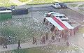 Минчане собираются на Марш в своих дворах