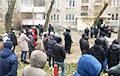 Брестчане собрались почтить память Героя Беларуси Романа Решецкого