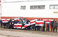 «Жыве Беларусь!»: Брест поддержал воскресный Марш