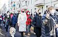 На Марш вышли все районы Минска