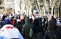 Воскресный марш в Минске в ярких фото