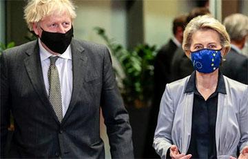 ЕС и Великобритания не смогли договориться о торговом соглашении после Brexit